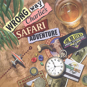 Wrong Way Charlie's Safari Adventure
