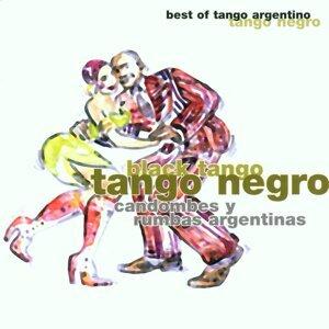 Tango negro [Candombes y Rumbas Argentinas]