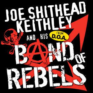 Joe Shithead Keithley and His Band of Rebels