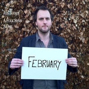 A Folk Song A Day : February