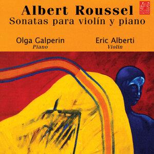 Albert Roussel - Sonatas para violín y piano