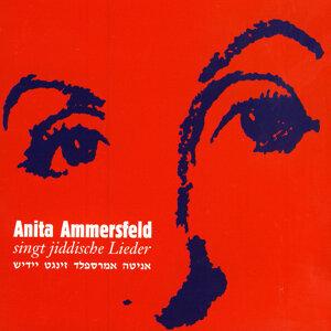 Anita Ammersfeld singt jiddische Lieder