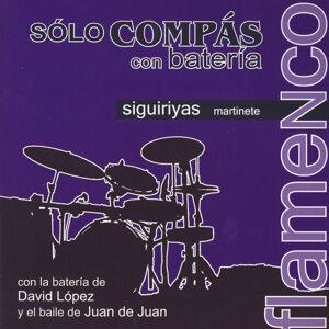 Solo Compas Flamenco Con Batería - Siguiriyas Martinete