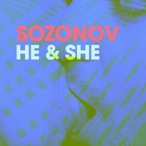 He She