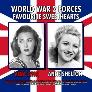 WW2 Forces Favourite Sweethearts