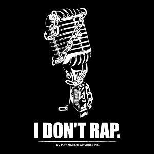 我不可能會饒舌