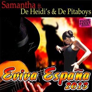Eviva Espana 2013 [feat. De Heidi's & Pitaboys]