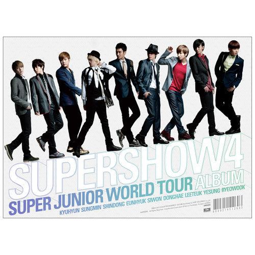 SUPER JUNIOR World Tour [SUPER SHOW 4]