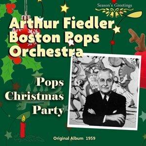 Pops Christmas Party - Original Living Stereo Album 1959