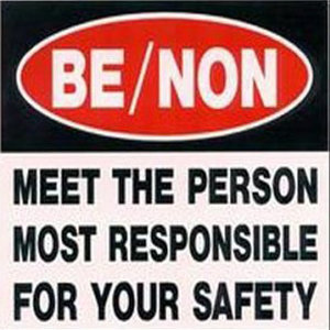 Meet the Person Most Responsible For Your Safety (EP)