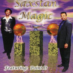 Saxstan Magic