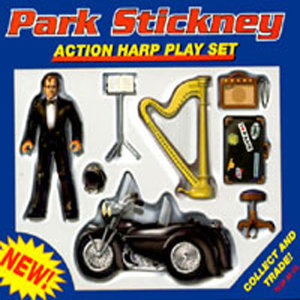 Action Harp Play Set