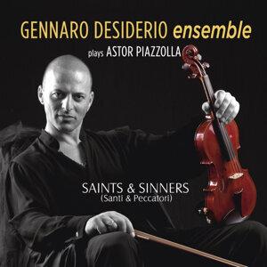 Gennaro Desiderio ensemble plays Astor Piazzolla