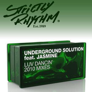 Luv Dancin' (2010 Mixes) - 2010 Mixes
