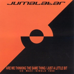Jumalatar - Are We Thinking The Same Thing - CD Maxi
