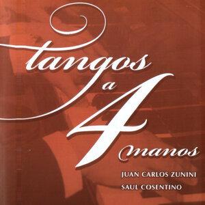 Tangos A Cuatro Manos