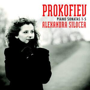 Prokofiev: Piano Sonatas No. 1-5