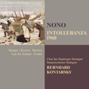 Nono : Intolleranza 1960
