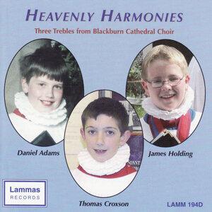 Heavenly Harmonies: Three Trebles from Blackburn Cathedral