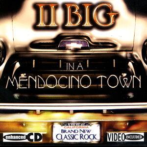 """Mendocino Town """"remix"""" 2 bonus tracks"""