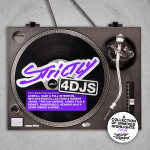 Strictly 4 DJS VOL 5