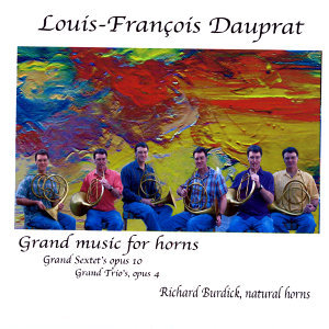 Louis-François Dauprat Grand Music for horns
