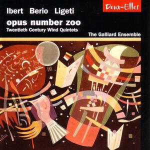 Opus Number Zoo - Twentieth Century Wind Quintets