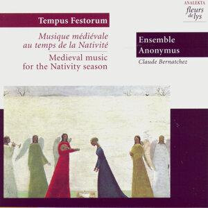 Tempus Festorum: Medieval Music for the Nativity Season (Musique Médiévale Au Temps De La Nativité)