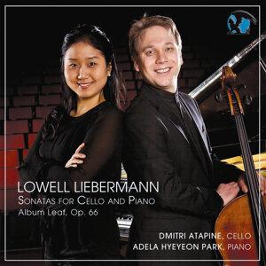 Lowell Liebermann: Sonatas for Cello and Piano