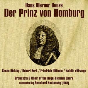 Hans Werner Henze: Der Prinz von Homburg (1955)