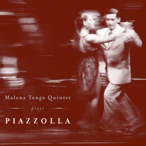 Malena Tango Quintet Plays Piazzolla
