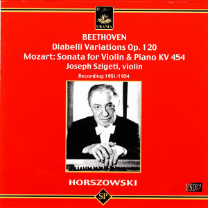 Mieczislaw Horszowski Plays Mozart & Beethoven