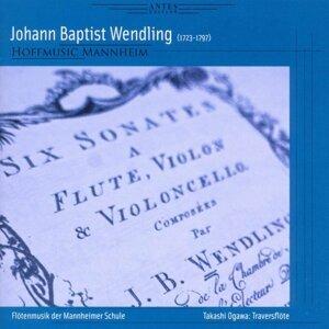 Johann Baptist Wendling: Flötenmusik der Mannheimer Schule