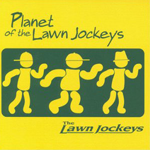 Planet of the Lawn Jockeys