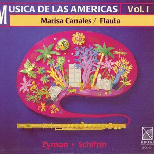 Musica de las Americas Vol.1: Marisa Canales - Flauta (Benjamí®Juarez Echenique - Conductor)