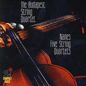 Richard Nanes: Five String Quartets