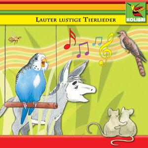 Lauter lustige Tierlieder