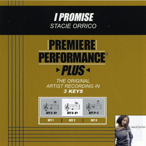 I Promise (Premiere Performance Plus Track)
