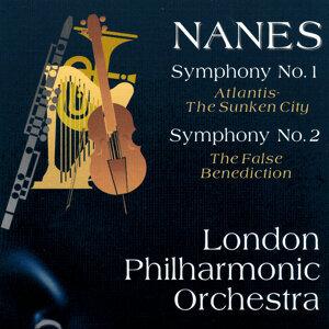 London Philharmonic Orchestra--Symphony No.1- Atlantis the Sunken City, Symphony No.2- The False Benediction