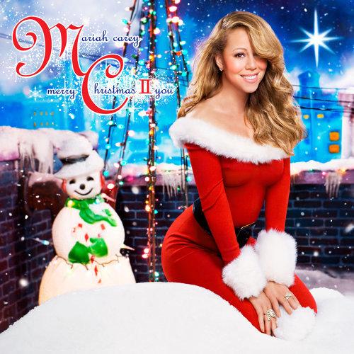 Merry Christmas II You (祝你聖誕快樂) 專輯封面