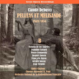 Debussy: Pelléas et Mélisande, Vol. 2 [1956]