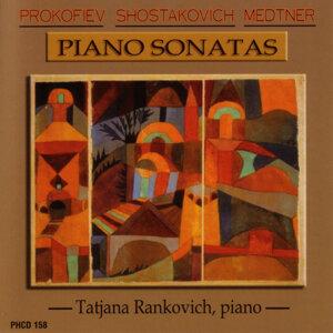 Prokofiev/Shostakovich/Medtner - Piano Sonatas