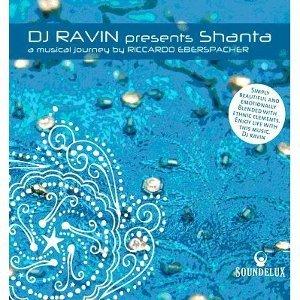 "DJ RAVIN presents ""Shanta"" (香塔第一&二輯)"