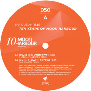 Ten Years Of Moon Harbour Remixes