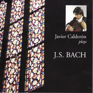 Javier Calderone Plays Bach