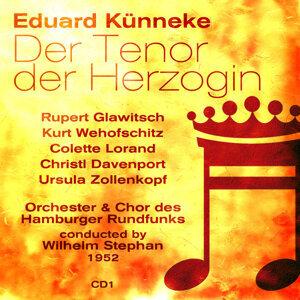 Eduard Künneke: Der Tenor der Herzogin (1952), Volume 1