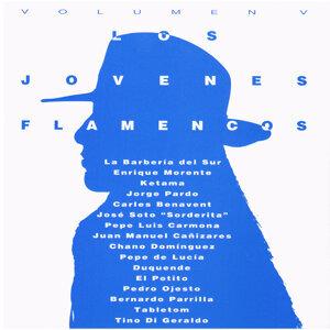 Los Jóvenes Flamencos - Vol. 5