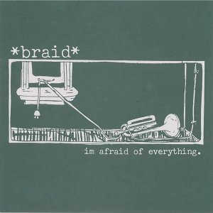 I'm Afraid Of Everything 7""