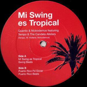 Ritmo Tropical (feat. Tempo & The Candela Allstars)