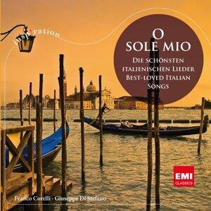O sole mio: Die schönsten italienischen Lieder